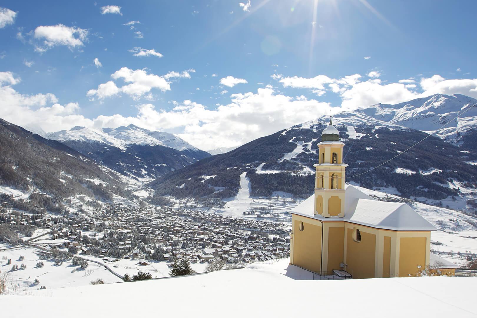 chiesa di bormio in valtellina