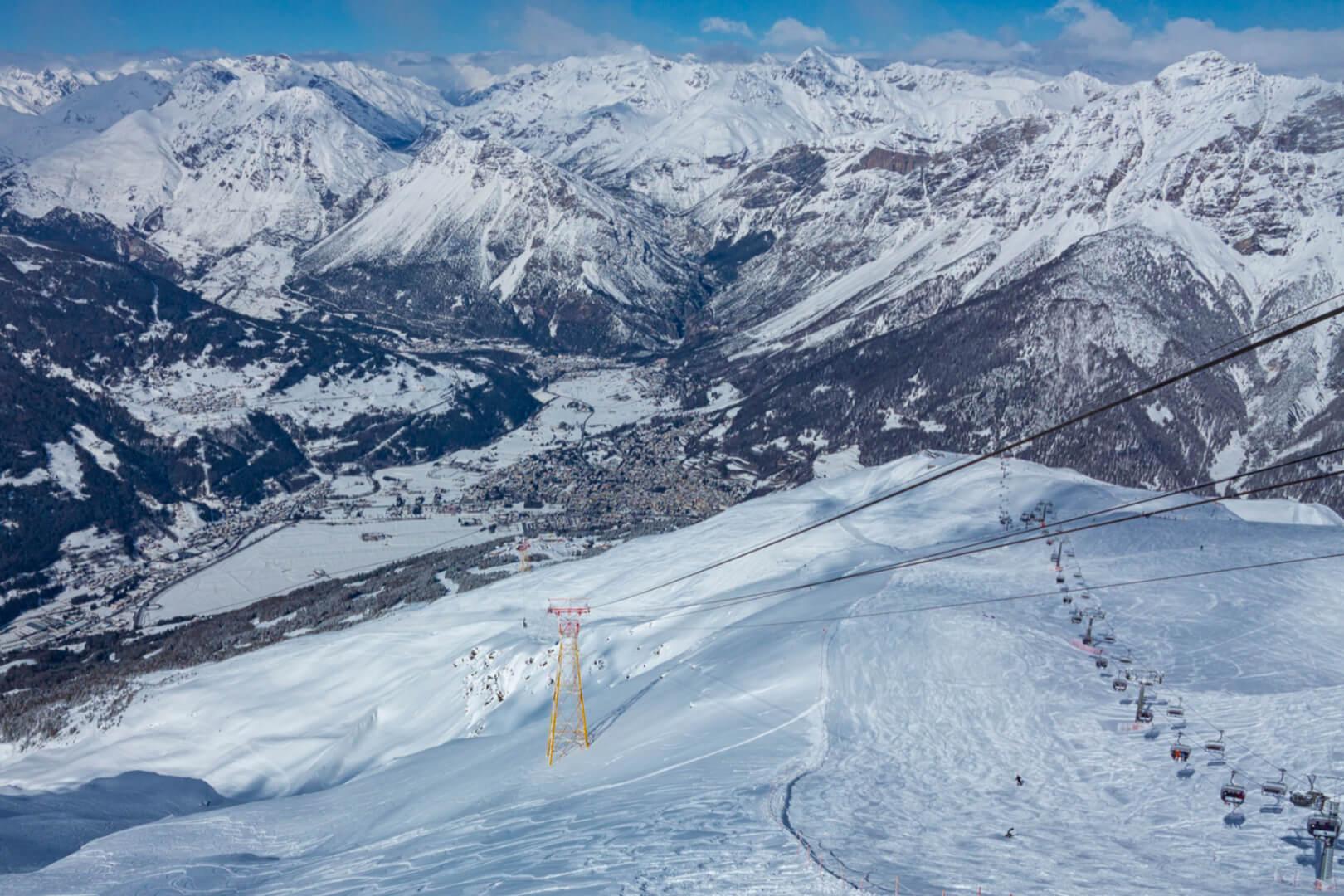 sciare a bormio
