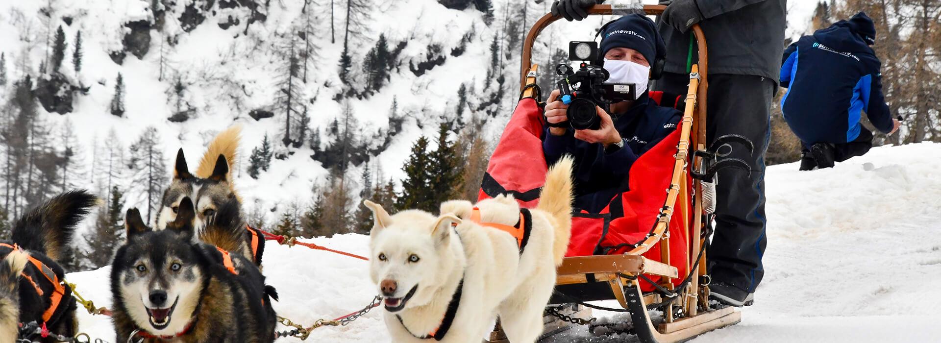 Husky experience con videmaker
